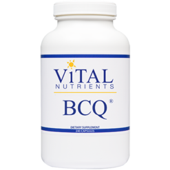 Vital Nutrients BCQ 240 caps BCQ3