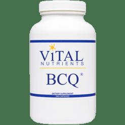 Vital Nutrients BCQ 240 caps BCQ3