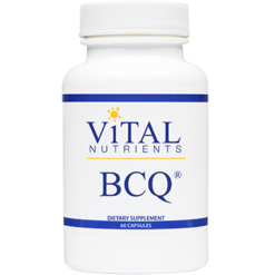 Vital Nutrients BCQ 60 caps BCQ