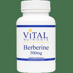 Vital Nutrients Berberine 500 mg 60 caps V83110