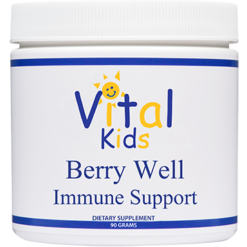 Vital Nutrients Berry Well Immune Support 90 g BEWEL