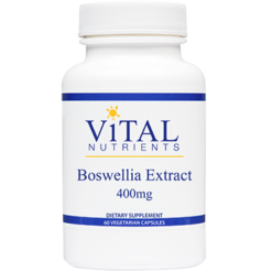 Vital Nutrients Boswellia Extract 400 mg 90 vegcaps BOS20