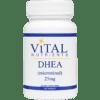 Vital Nutrients DHEA 25 mg 60 caps DHE20