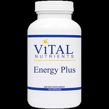 Vital Nutrients Energy Plus 120 caps ENE12