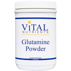 Vital Nutrients Glutamine Powder 16 oz GLU54