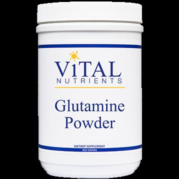 Vital Nutrients Glutamine Powder 16 oz GLU54