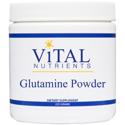 Vital Nutrients Glutamine Powder 8 oz GLUTP