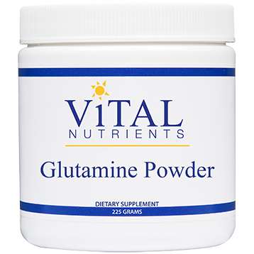 Vital Nutrients Glutamine Powder 8 oz GLUTP