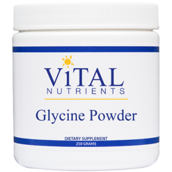 Vital Nutrients Glycine Powder 250 gms GLY21
