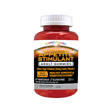 Vitamin Friends Adult Appetite Stimulant 36 gummies VF2557