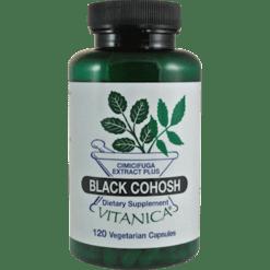 Vitanica Black Cohosh 120 vegetarian capsules BLA16