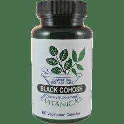 Vitanica Black Cohosh 60 caps BLA11