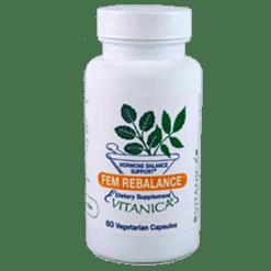 Vitanica Fem Rebalance 60 capsules FEMR5