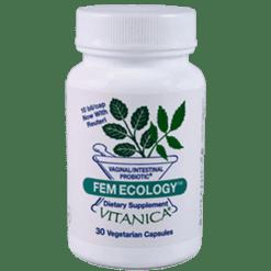 Vitanica FemEcology™ 30 vegetarian capsules FEMEC