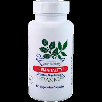 Vitanica FemVitality 60 veg caps V01305