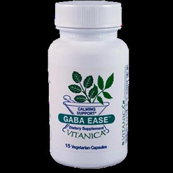 Vitanica GABA Ease 15 vegcaps V13034