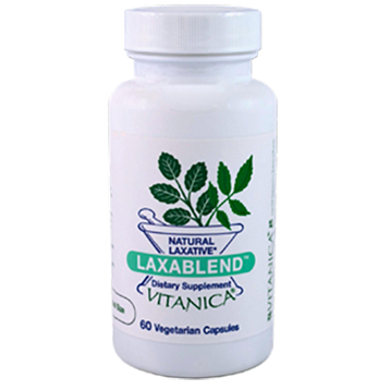 Vitanica LaxaBlend™ 60 vcaps LAXAB