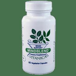Vitanica MindBlend 60 vegetarian capsules MINDB