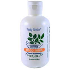 Vitanica Mood Tonic 4 oz V13515