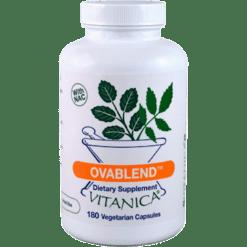 Vitanica OvaBlend 180 vegetarian capsules PCOSB