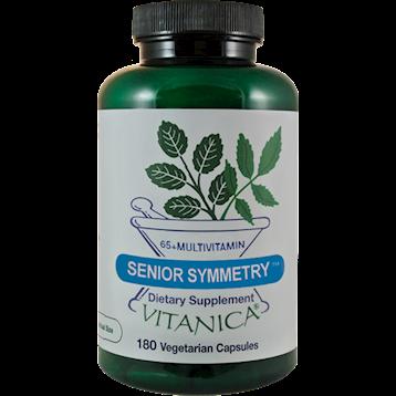 Vitanica Senior Symmetry 180 vegetarian capsules SENIO