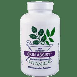 Vitanica Skin Assist 180 vegetarian capsules SKI10