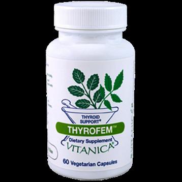 Vitanica ThyroFem 60 vegetarian capsules THY59