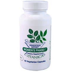 Vitanica Womens Phase I 60 vcaps WOM23