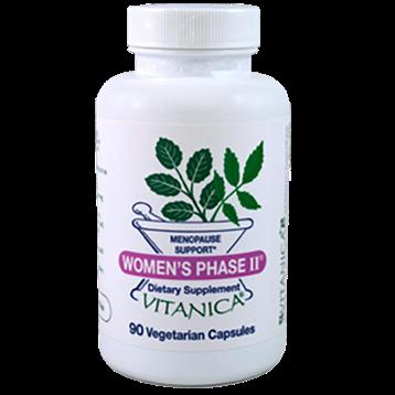 Vitanica Womens Phase II 90 caps WOM24