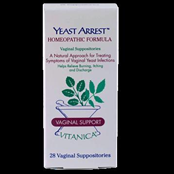 Vitanica Yeast Arrest™ 28 supp YEAS1
