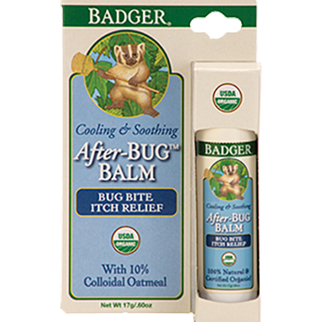 W.S. Badger Company After Bug Itch Relief Stick 60 oz B97003
