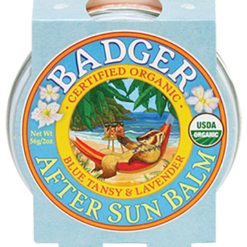 W.S. Badger Company After Sun Balm 2 oz B42016