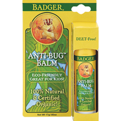 W.S. Badger Company Anti Bug Balm Travel Stick 0.60 oz B95054