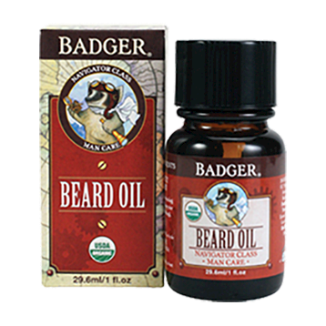 W.S. Badger Company Beard Conditioning Oil 1 oz B30089