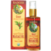 W.S. Badger Company Deep Tissue Massage Oil with Ginger 4 fl oz B00512