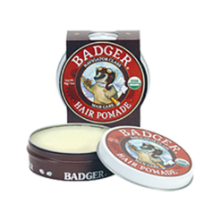 W.S. Badger Company Hair Pomade 2 oz B30041