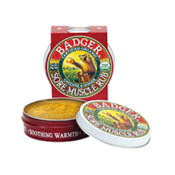 W.S. Badger Company Sore Muscle Rub 2 oz B35763