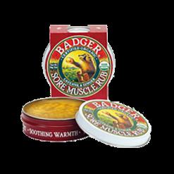 W.S. Badger Company Sore Muscle Rub 2 oz B35763