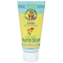 W.S. Badger Company Zinc Oxide Diaper Cream 2.9 fl oz B85017
