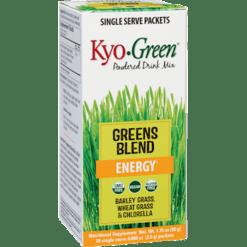 Wakunaga Kyo Green Greens Blend Energy 20ct Box W00528