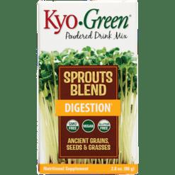 Wakunaga Kyo Green Sprouts Blend Digestion 2.8 oz W35551