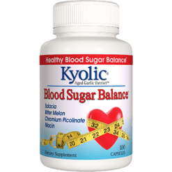 Wakunaga Kyolic Blood Sugar Balance 100 capsules W12413
