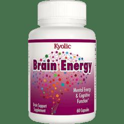 Wakunaga Kyolic Brain Energy 60 capsules W71414