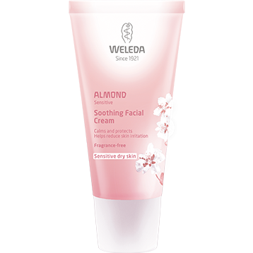 Weleda Body Care Almond Soothing Facial Cream 1 fl oz W86004