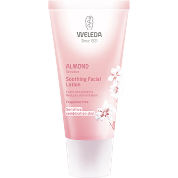 Weleda Body Care Almond Soothing Facial Lotion 1 fl oz W86682