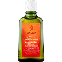 Weleda Body Care Arnica Massage Oil 3.4 fl oz ARN41