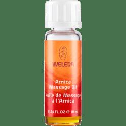 Weleda Body Care Arnica Massage Oil Travel 0.34 fl oz ARN43