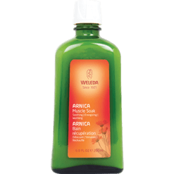 Weleda Body Care Arnica Muscle Soak 6.8 oz W40189