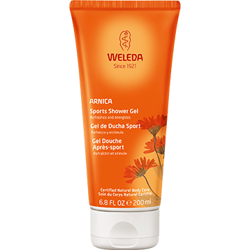 Weleda Body Care Arnica Sports Shower Gel 6.8 oz W93688