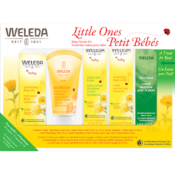 Weleda Body Care Baby Starter Kit 1 bag BABYS